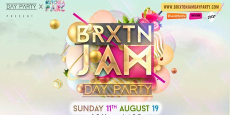 BRIXTON JAM DAY PARTY tickets