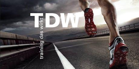 Lauftechnik Seminar - Leichter laufen kann man lernen!  tickets