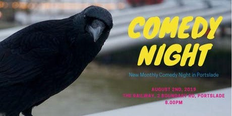 Howling Crow Comedy @ The Railway tickets