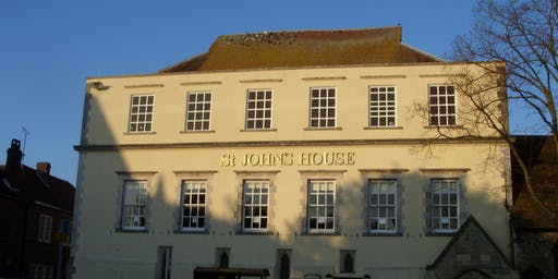 Guided Tour of St John's Assembly Rooms, Winchester