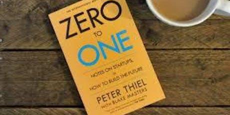 EBBC Ghent - Zero to One (P. Thiel) tickets