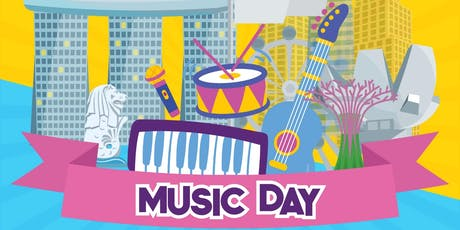 Singapore Music Day tickets