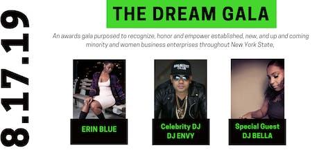 The 1st Annual Dream Gala tickets