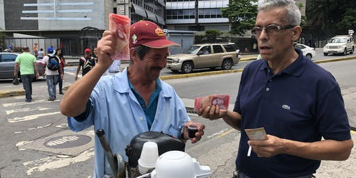 """Screening """"A letter from Venezuela"""" (2019) English Subtitles"""