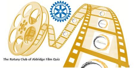 Fun Film Quiz with a twist (no expert knowledge needed) tickets