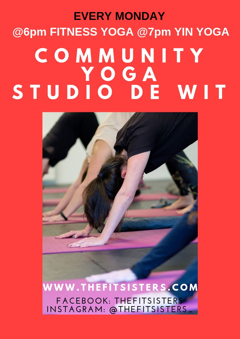 2-hour Stress-Release Yoga Workshop (Trial Class Ticket)