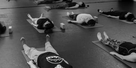2-hour Stress-Release Yoga Workshop (5 WORKSHOP PASS valid for 5 months) tickets