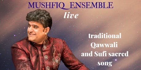 Mushfiq Ensemble in Concert tickets