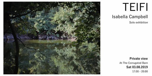 Isabella Campbell: TEIFI (Private View)