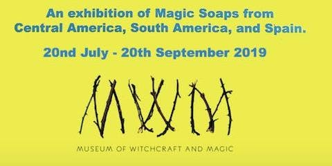 Art & Magic : The Magic Soaps of South America