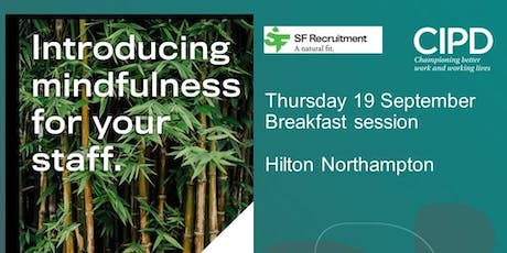Introducing Mindfulness for your Staff tickets
