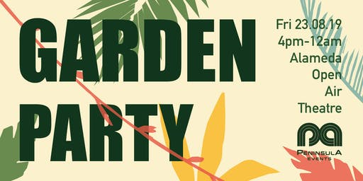 Peninsula Presents: The Garden Party