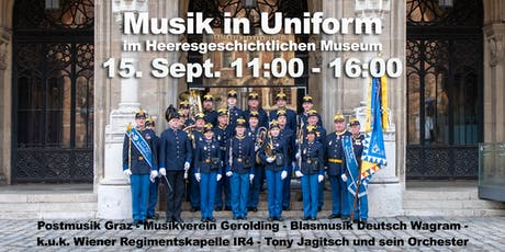Musik in Uniform tickets