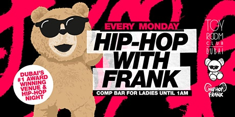 HIP HOP with FRANK tickets