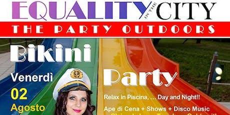 BIKINI PARTY tickets