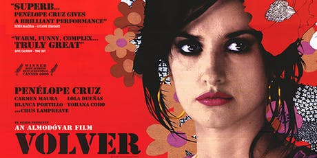 Spanish Film Screening: Volver (with English subtitles and Paella) tickets