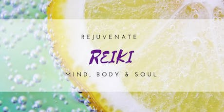 Reiki Intro & Share @ Serangoon North tickets