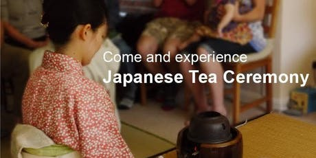 Bontemae Tea Ceremony in Dublin Sat 20th July tickets
