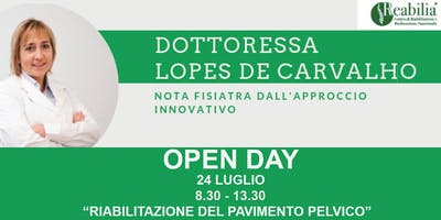 Open Day gratuito riabilitazione del Pavimento Pelvico