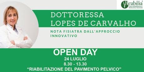 Open Day gratuito riabilitazione del Pavimento Pelvico biglietti