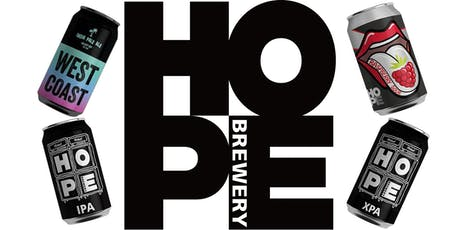Brewclub with Hope Brewery tickets