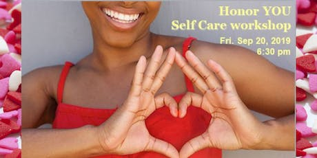 Honor You - Self Care workshop tickets