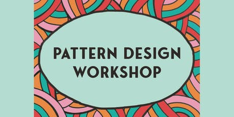 Pattern Design Workshop tickets