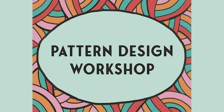 Pattern Design Workshop tickets