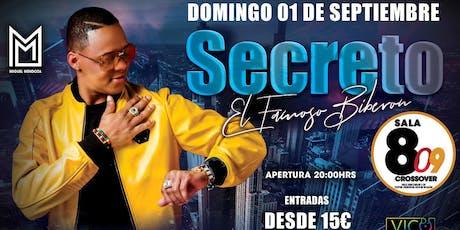 """Concierto de Secreto """"El Famoso Biberon"""" entradas"""