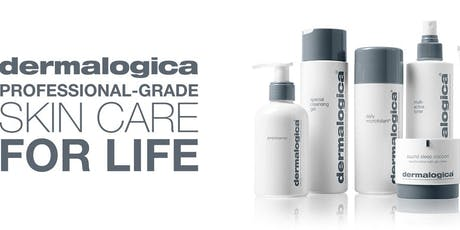"Be a skincare ""Mixologist"" with Dermalogica's Skincare cocktail class! tickets"