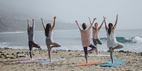 Trainect Yoga & Welcome Summer biglietti