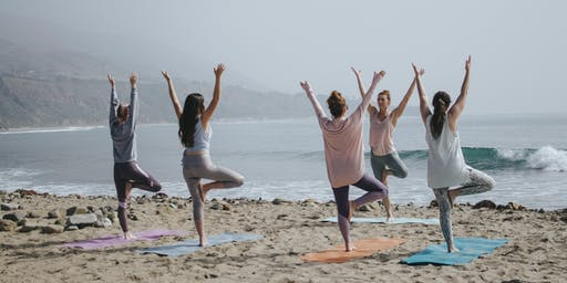 Trainect Yoga & Welcome Summer
