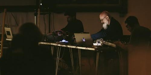 Mythogeosonics  - Soundwalk/Field Recording with John Bowers & Tim Shaw
