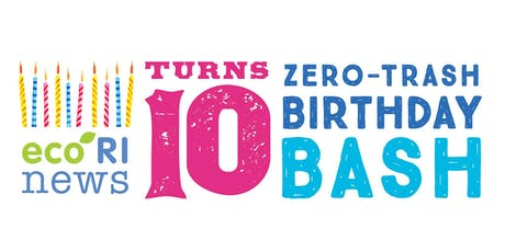 10th Zero-Trash Birthday Bash tickets