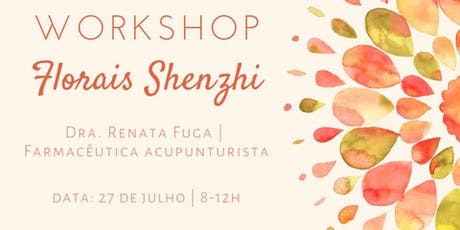 Workshop Florais Shenzhi ingressos