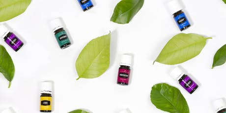 Essential oils for 'Wholistic Living' tickets