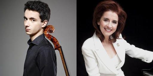 Stéphane Tétreault & Lorraine Desmarais in Halifax :: Cello & Piano