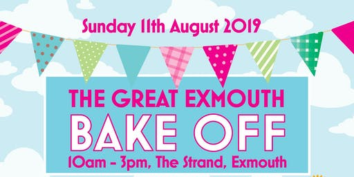 The Great Exmouth Bakeoff