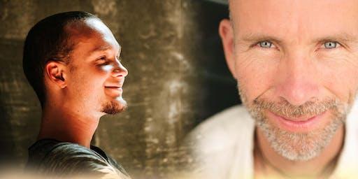 Klang Heil Raum mit Mitsch Kohn & Sascha Vaymer in Winterthur