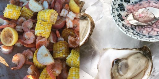 Southern Dinner - Low Country Boil