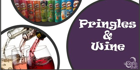 Complimentary Pringles and Wine Tasting tickets
