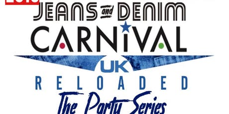 Jeans&Denim Carnival UK tickets