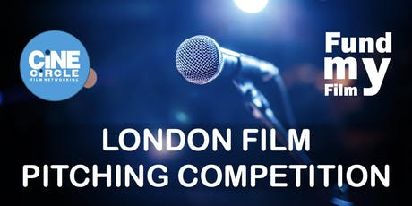London Film Pitching Competition tickets