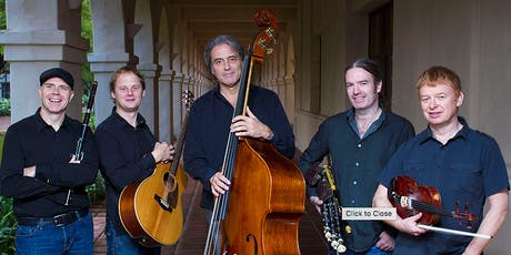 Lúnasa in Concert tickets