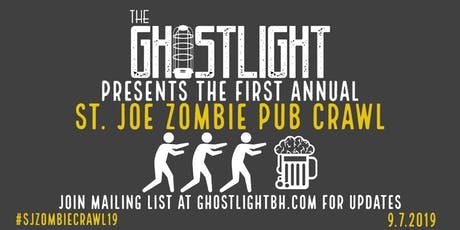 The GhostLight Theatre PRESENTS the 1st Annual St  tickets