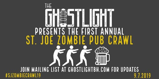 GhostLight's 1st Annual Zombie Pub Crawl