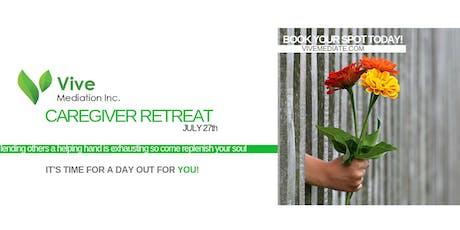 Caregiver Retreat tickets
