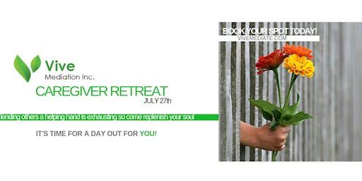 Caregiver Retreat