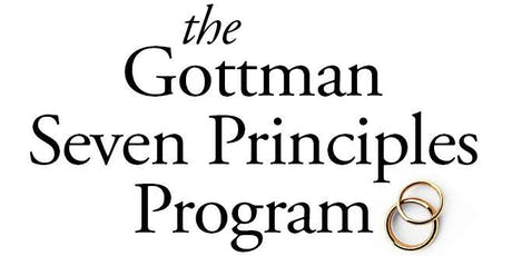 Seven Principles for Making Marriage Work (Gottman) led by Dr. Doug Burford tickets