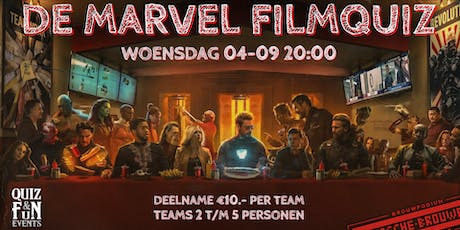 De Marvel FilmQuiz tickets